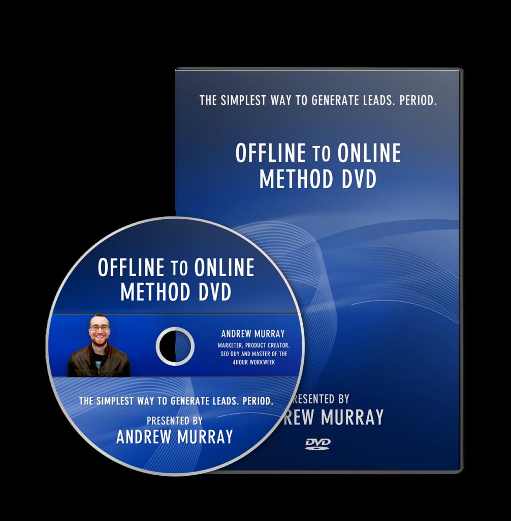 LeadnetPro Offline 2 Online Method DVD