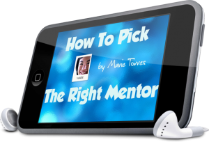 how to pick the right mentor