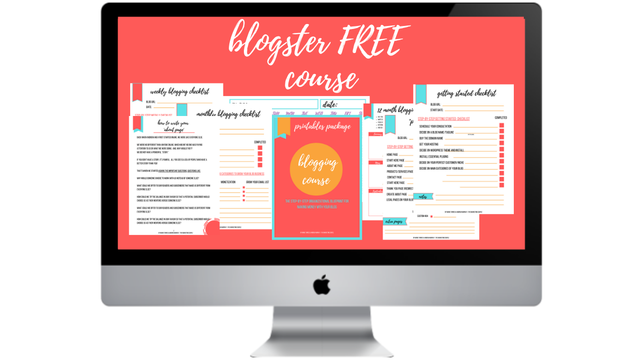 claim your free course for a limited time!
