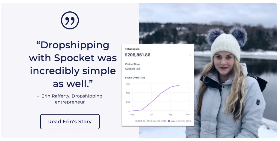 dropshipping with sprocket