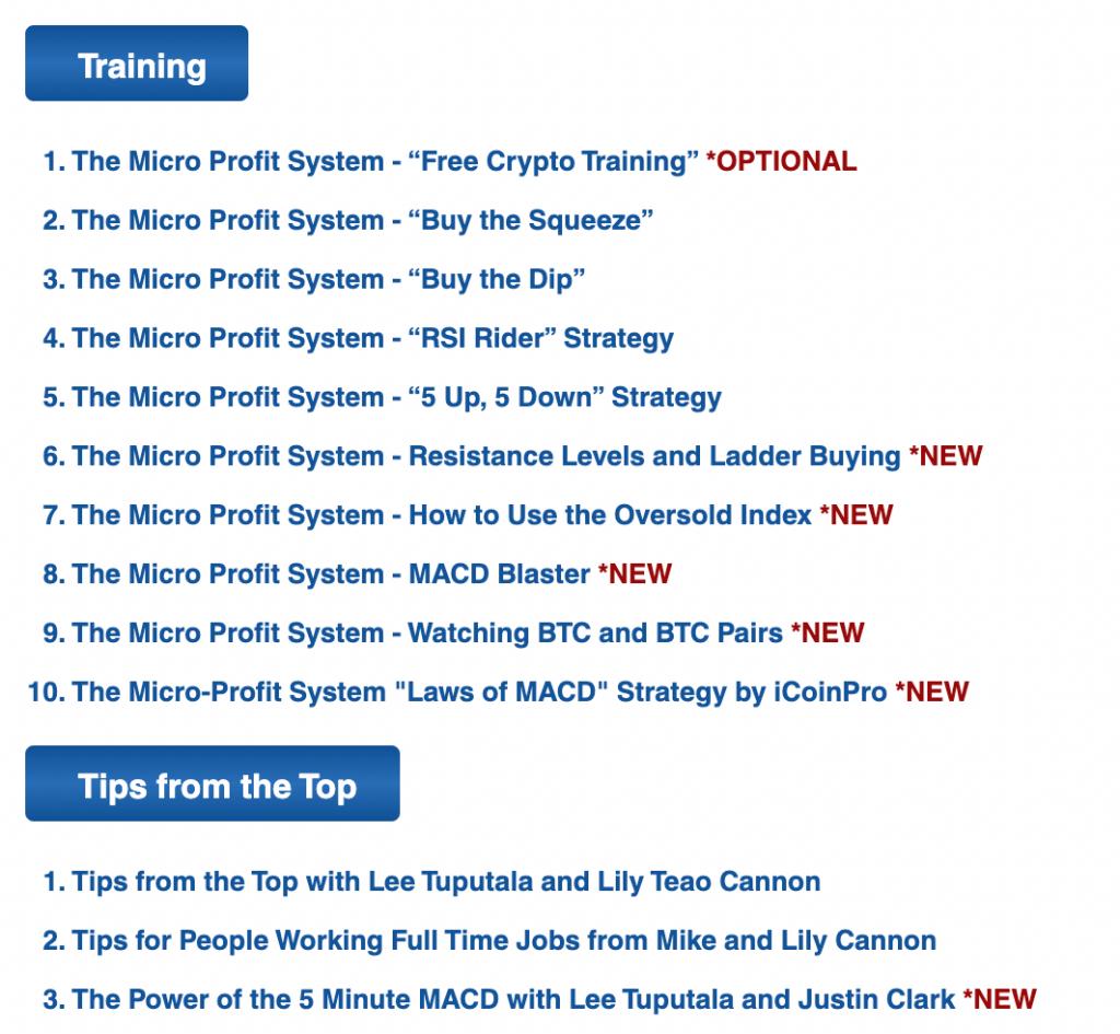 icoinpro micro profits system